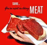 Some choice vintage meat ads.
